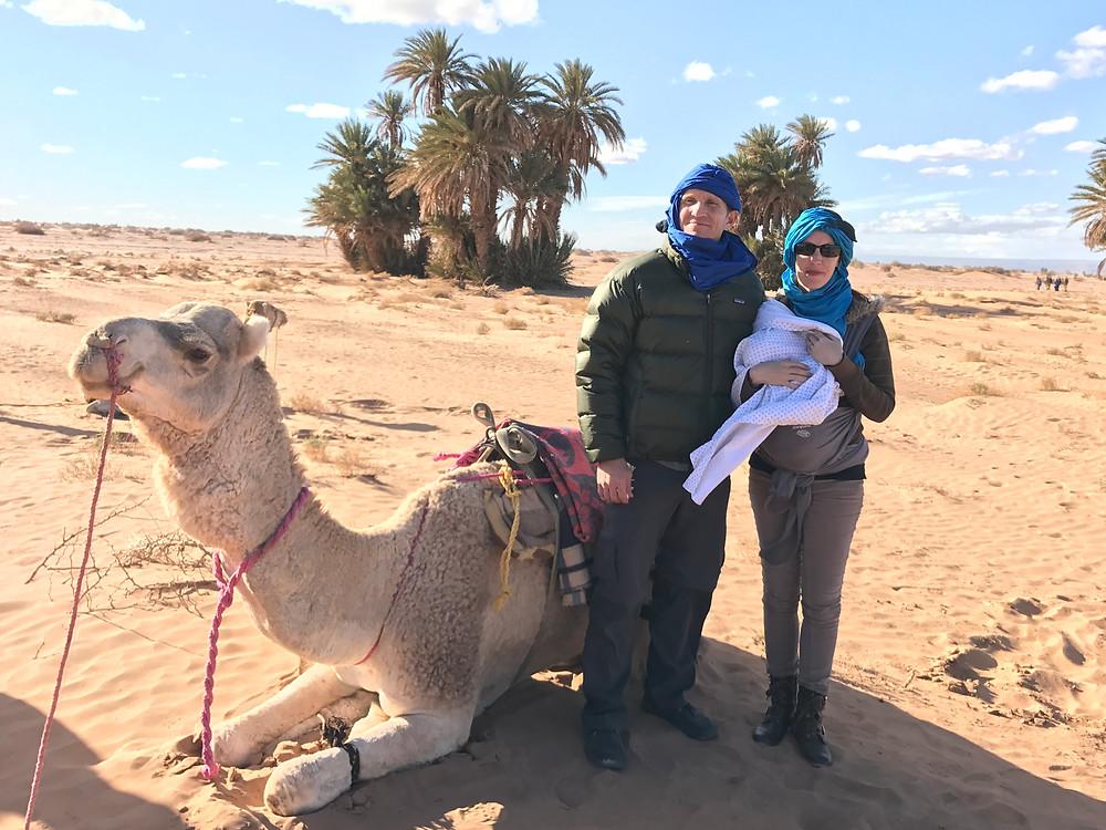 Sahara Desert Couples Trip
