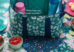 Simply Sewing issue 83 picnic bag