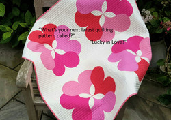Lucky in Love Quilt