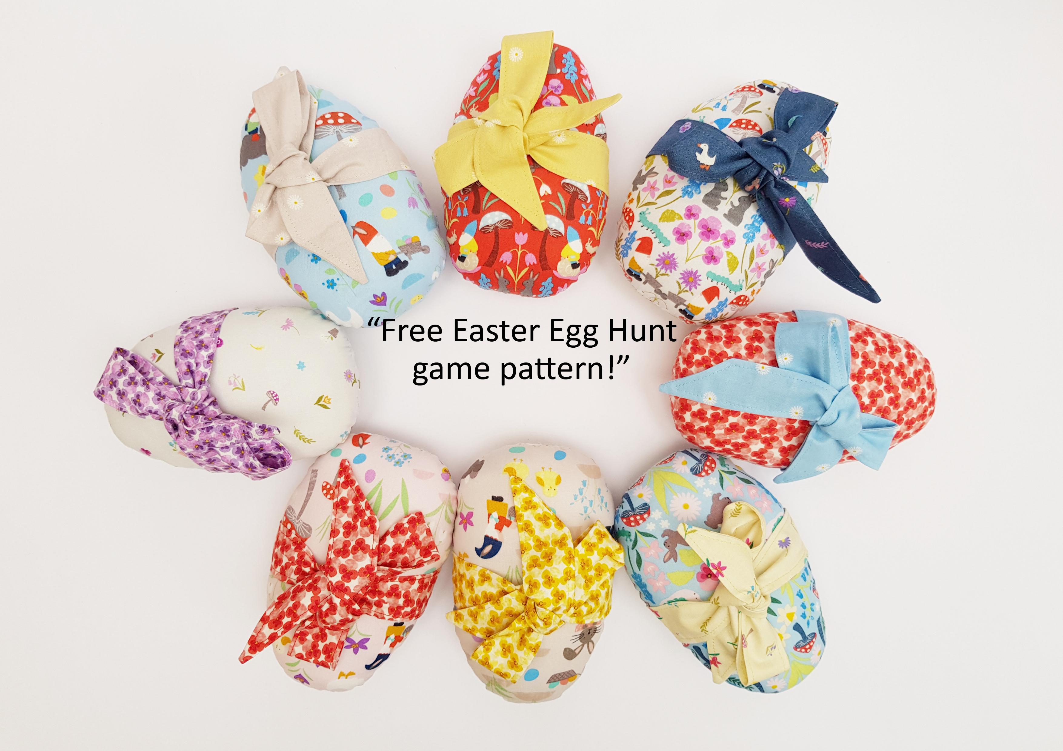 Easter Egg Hunt game