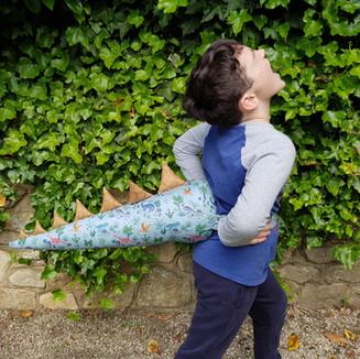Kimmeridge Bay dinosaur tail