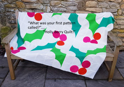 Holly Berry Quilt
