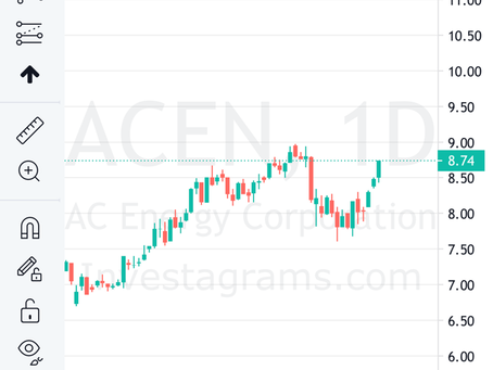August 6, 2021: (ACEN, DELM) Top 2 Trending Stocks in the Philippine Stock Market to Buy
