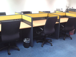 Office Workstation 8 Pax