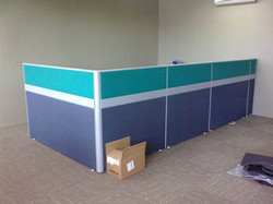 Open Plan Partition System