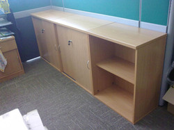 Office Furniture Low Cabinet