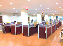 Office Workstation 6 Pax