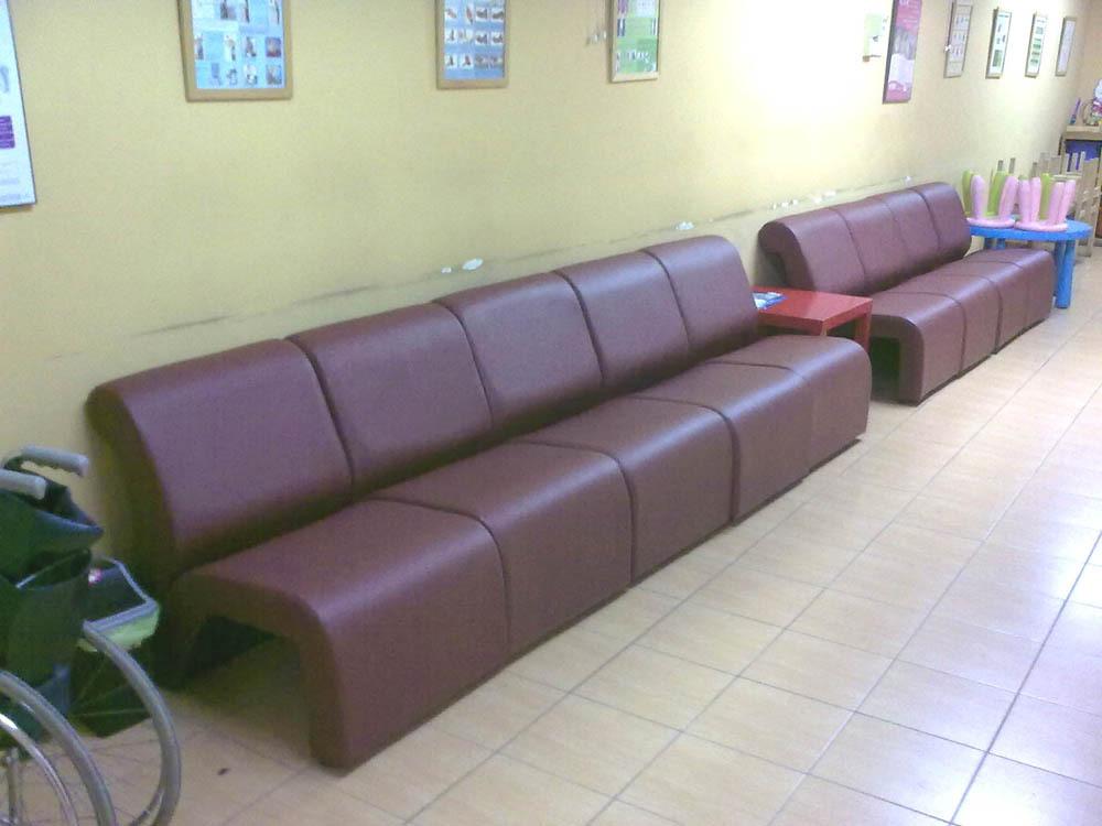 Office Settee | Office Sofa