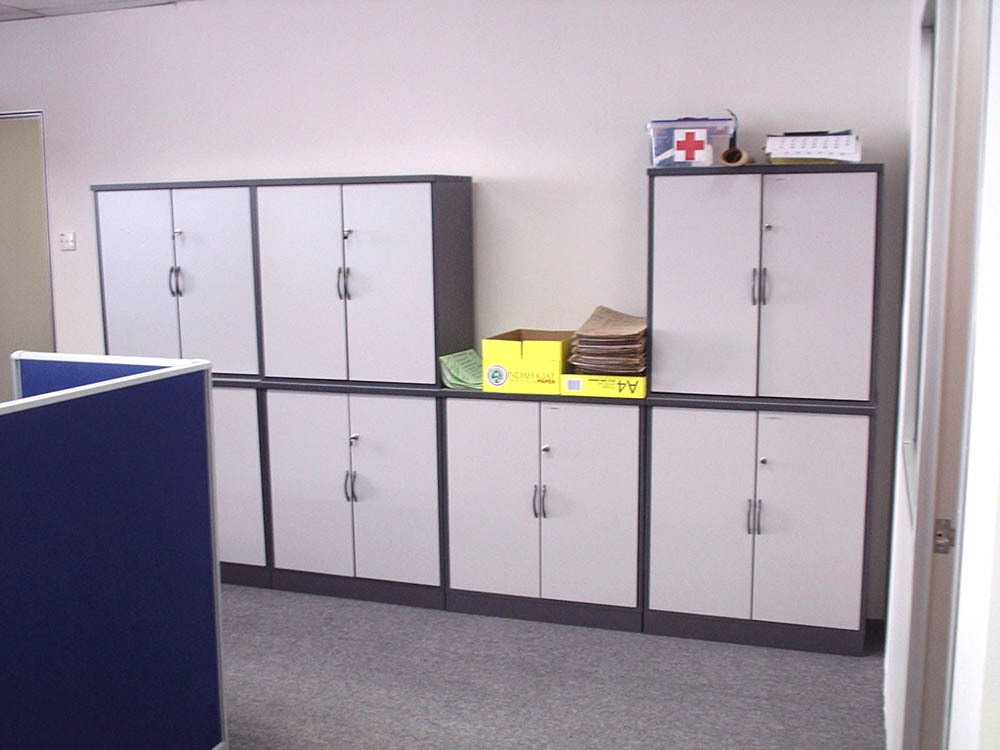 Office Workstation 4 Pax