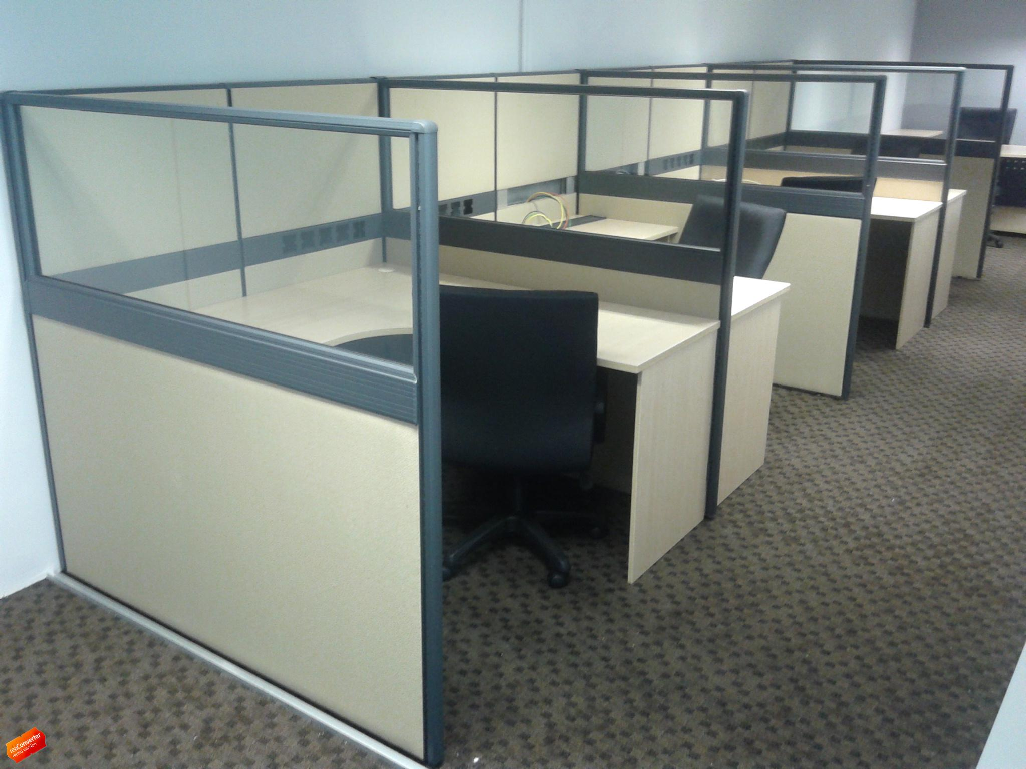 Office Workstation 2 Pax