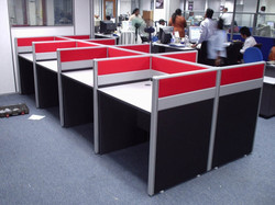 Office Workstation 10 pax