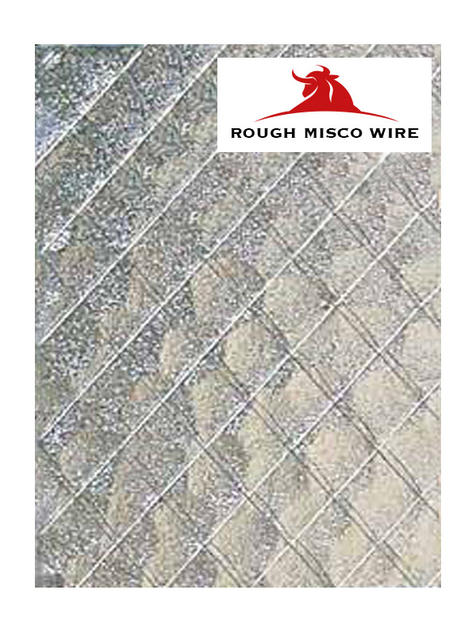 Rough Misco Wire