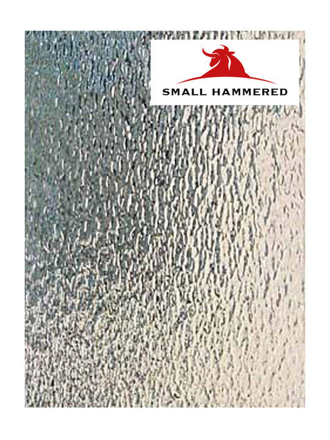 Small Hammered
