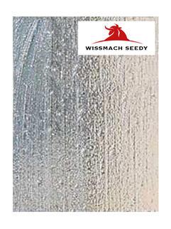 Wissmach Seedy