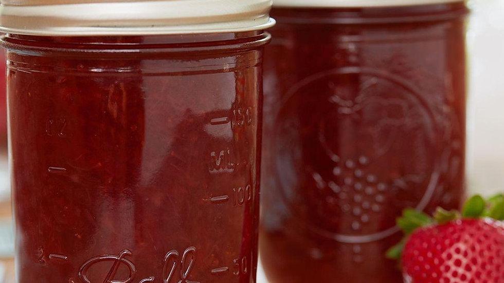 Grumpy's Homemade Strawberry Jam