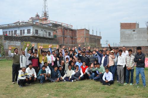 Nepal Gandj Cycle Graduation associatio  CFI Developpement holistique.JPG