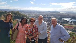 Correspondants Madagascar José & Laurence (Equipe  ASRIR)  Jean Christophe et Magalie Dire