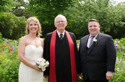 Outdoor wedding Ottawa