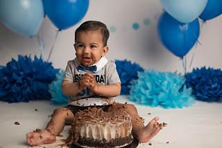 Erika Michelle Photography - Ottawa cake smash