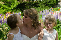 Outdoor garden wedding Ottawa