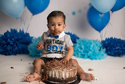 Erika Michelle Photography - Ottawa cake smash