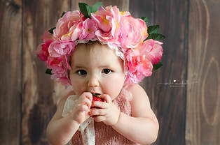 Erika Michelle Photography - Berry Baby Shoot