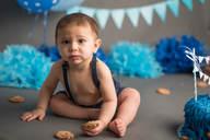 Erika Michelle Photography - Ottawa cake smash photography