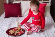 Ottawa toddler Christmas image