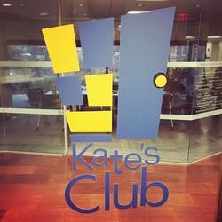 The doors of Kate's Club