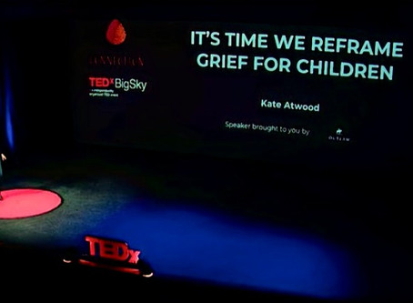Kids & Grief & COVID-19