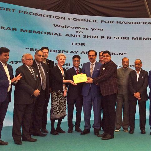 P.N Suri Memorial Award