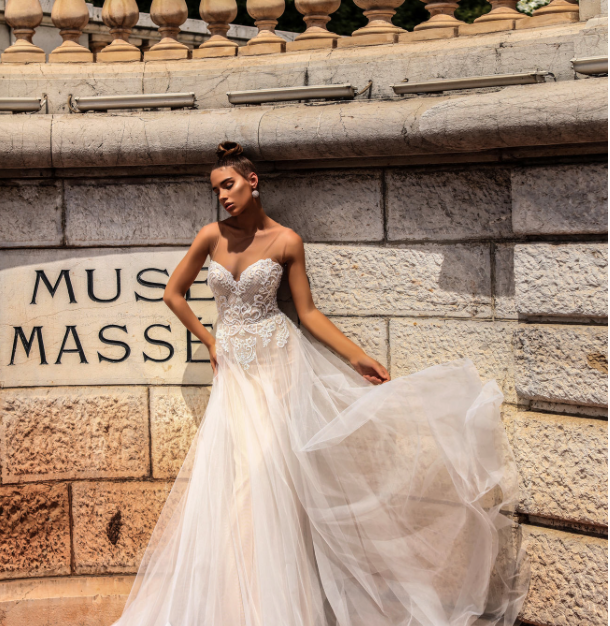 Vestuvinė suknelė Consuela