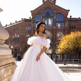 Vestuvinė suknelė Fancy