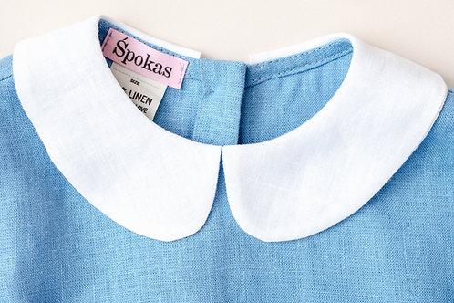 Marškinėliai su apykakle