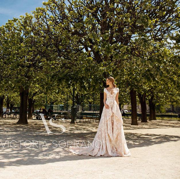 Vestuvinė suknelė Carmen