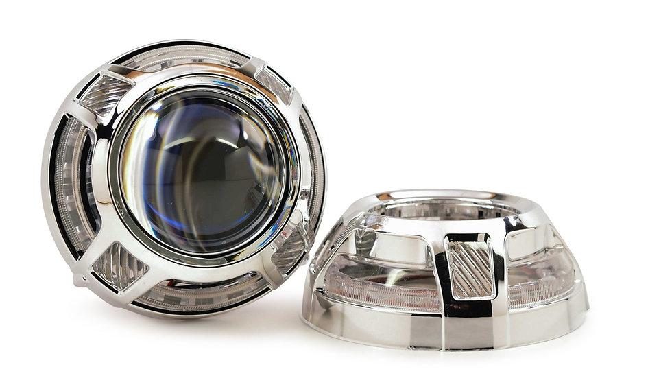 Panamera V2 shroud for DIY kits