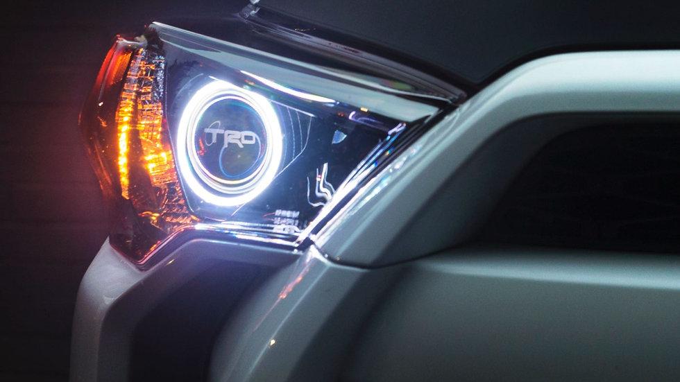Front LED Halos