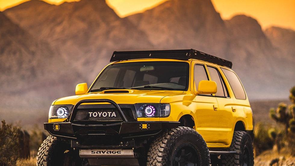 96 - 02 Toyota 4runner retrofit headlights