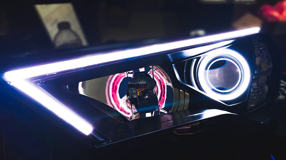 RGB, Switchback or Sequential LED Strips