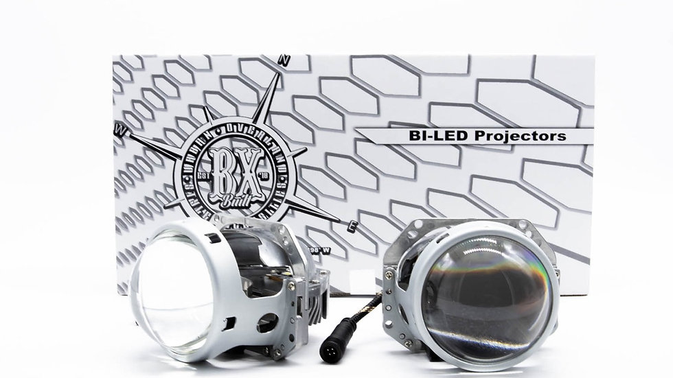 "X3 3.0"" Bi-LED projector"