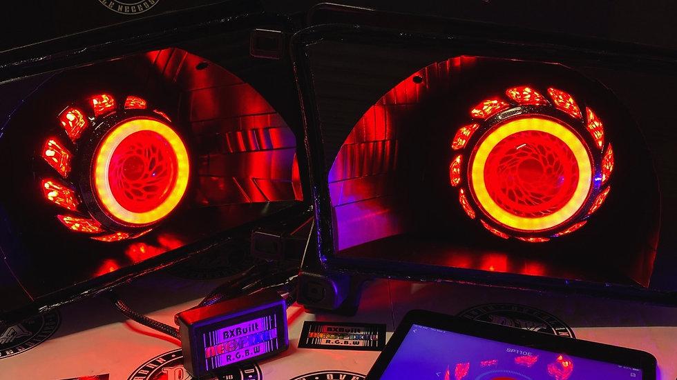 RGB Turbine or Panamera shroud upgrade (Color shifting)