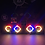 Thumbnail: DIY Neopixel RGB Hex and X halos
