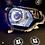 Thumbnail: 05 - 15 Tacoma Retrofit headlights with Halos