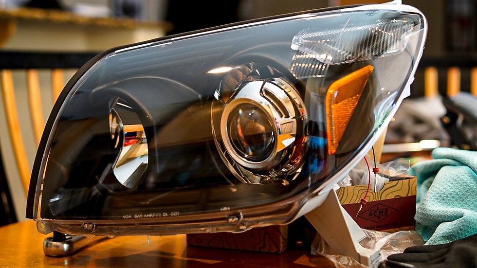 03 - 05 4runner Retrofit headlights (Basic - No Halos etc)