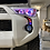 Thumbnail: 2014+ 4runner RGB/Sequential foglight Bezels