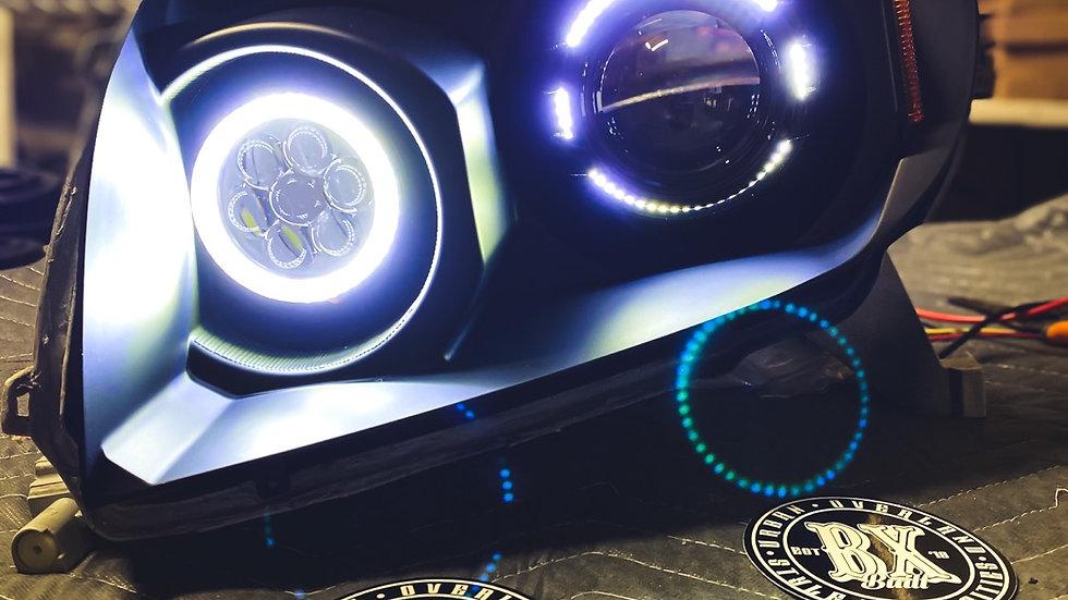 03 - 05 4runner Retrofit headlights