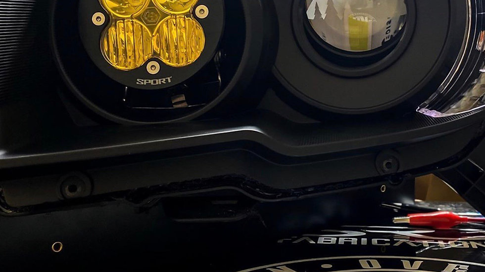06 - 09 4runner Retrofit Headlights