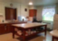Ebenezer, kitchen, facilities