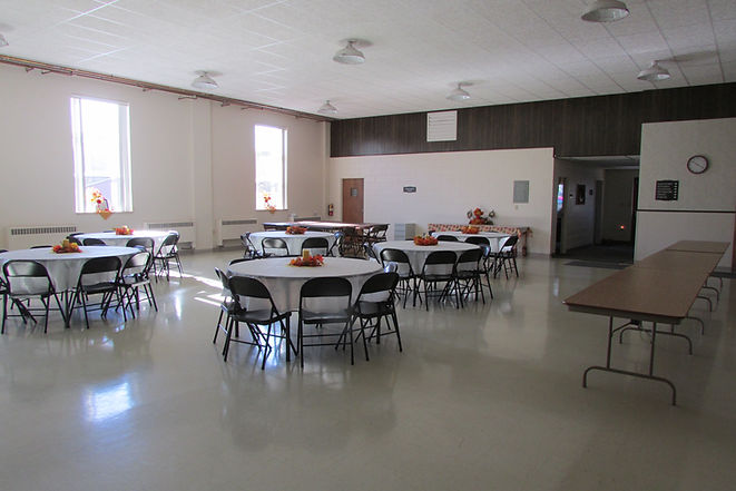 facilities, Ebenezer, fellowship hall
