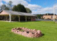Ebenezer, facilities, pavilion